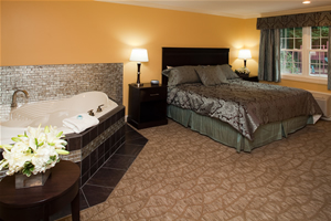Lodging Accomodations At The Golden Apple Inn Family Vacations Near Storyland In Mt Washington